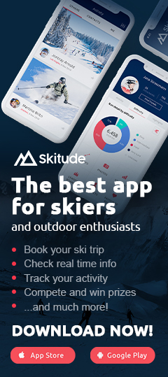 The best app for skiers