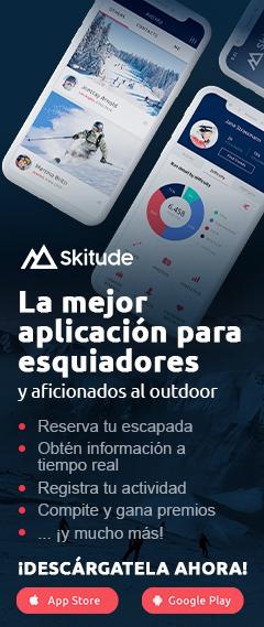 La mejor aplicación para esquiadores